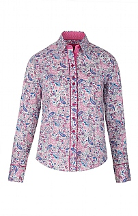 Grenouille Paisley Shirt