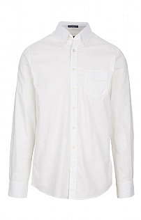 Gant Washed Pinpoint Oxford Shirt
