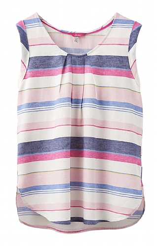 Joules Alyse Sleeveless Top
