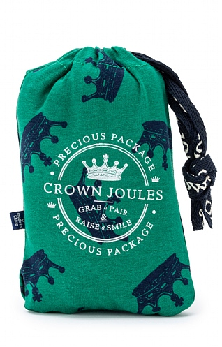 Crown Joules Printed Underwear