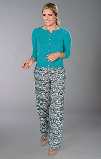 Liberty Cotton Trousers
