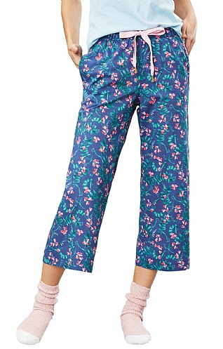 Joules Felicity 3/4 Length Pyjama Bottoms