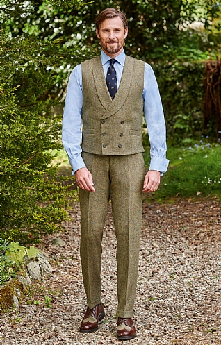 Classic Tweed Trousers