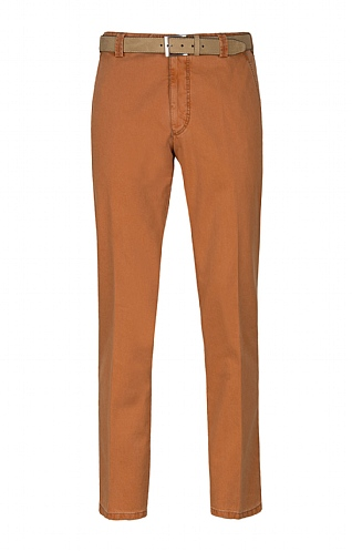 Meyer Cotton Trim Chino