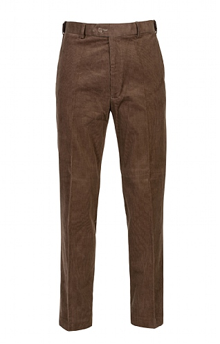 Mens Needle Cord Trousers