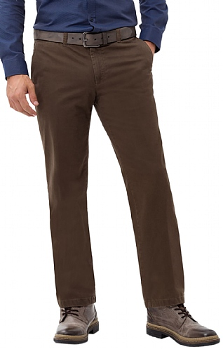 Brax Peached Chino Trousers