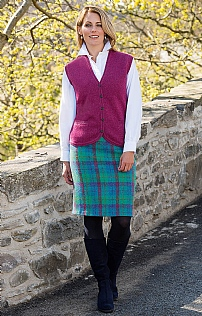 Harris Tweed Skirt