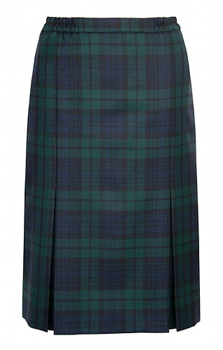 Ladies Plaid Kilt