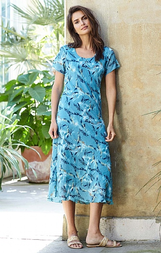 Adini River Dress