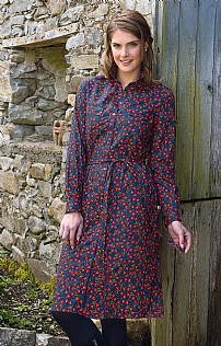 Liberty Cotton Dress