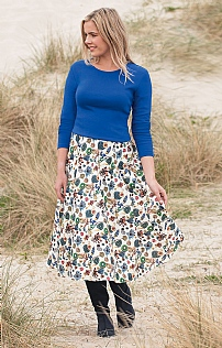 Liberty Cotton Skirt