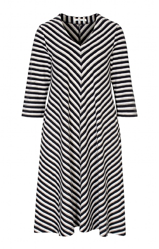 Two Danes Hana Stripe Dress