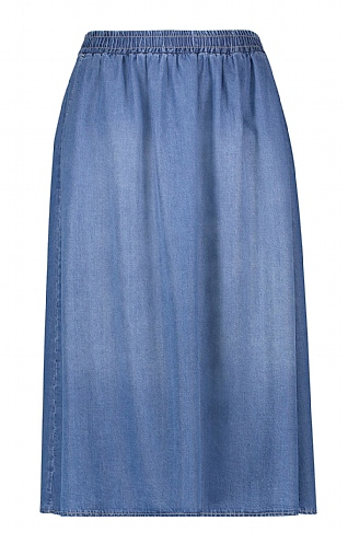 Gerry Weber Tencel Denim Skirt