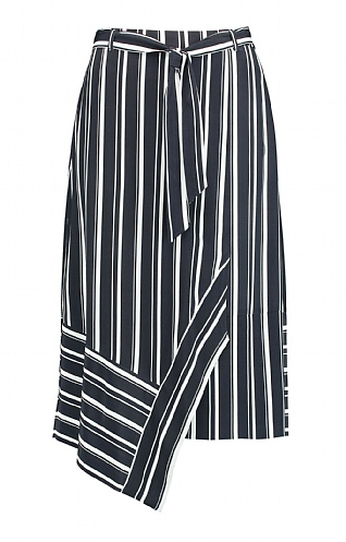 Gerry Weber Stripe Wrap Skirt