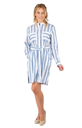 Seidensticker Wide Stripe Dress
