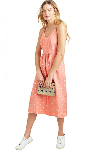 Joules Zoey Sleeveless Dress