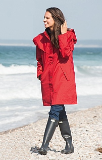 3/4 Length Raincoat