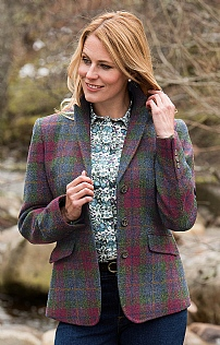 Harris Tweed Hacking Jacket
