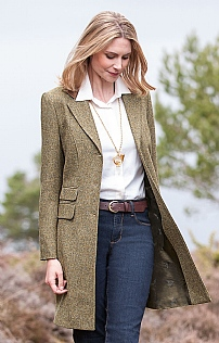 Ladies Tweed Jackets | Ladies Jackets | All Year Clothing