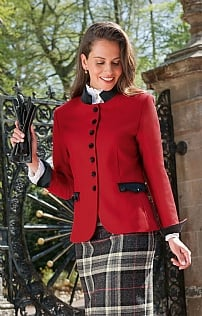 Ladies Tweed Kilt Jacket