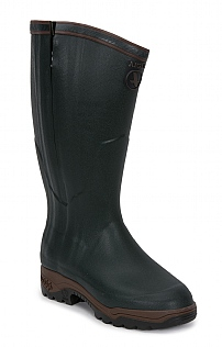 Aigle Full Zip Neoprene Lined Welly