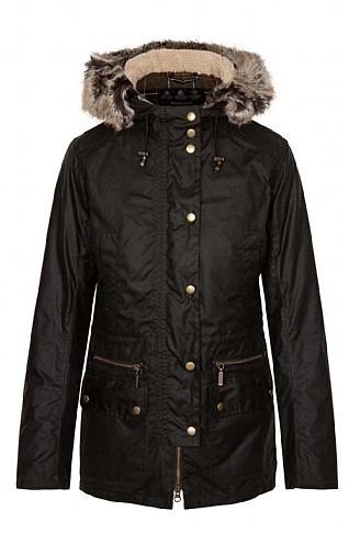 Ladies Barbour Kelsall Jacket