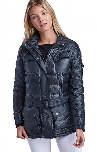 Barbour International Beam Quilt