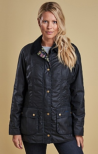 Barbour Alexandria Beadnell Wax Jacket