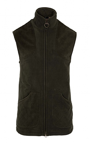 Mens Barbour Dunmoor Fleece Gilet
