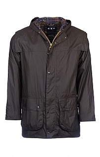 Barbour Classic Durham Waxed Jacket