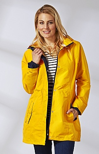 Haswell Long Waterproof Jacket