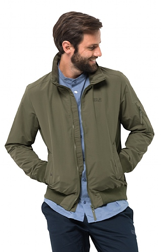 Jack Wolfskin Huntington Cotton Blouson