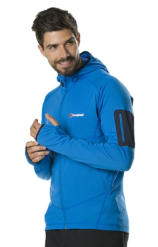 Berghaus Pravitale Mountain Light 2.0 Hood Fleece