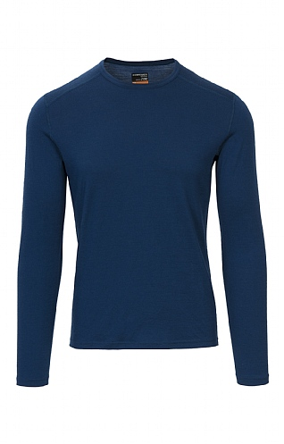 Mens Icebreaker Oasis Long Sleeve Crew Neck