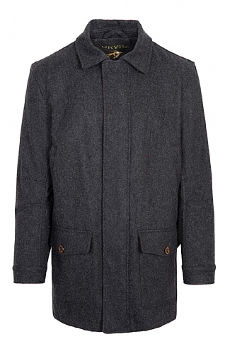 Orvis Wool Driving Coat