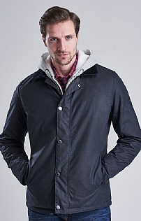 Mens Barbour Sandford Wax Jacket