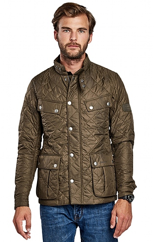 Barbour International Ariel Quilt Jacket