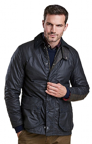 Mens Barbour Digby Wax Jacket