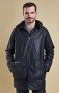 Barbour Leighton Wax Jacket