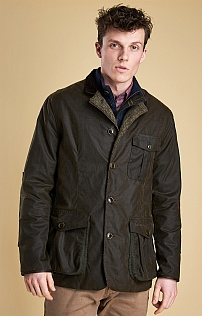 Barbour Dalkeith Wax Jacket