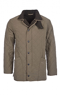 Barbour Microfibre Polarquilt Jacket