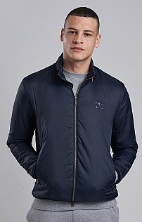 Barbour International Winter Scarp Quilted Jacket