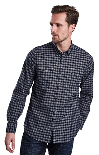 Barbour International Ratchet Shirt
