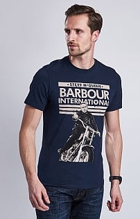 Barbour International Union Ride T-Shirt