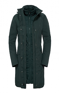 The North Face Suzanne Tri Climate Trench Coat