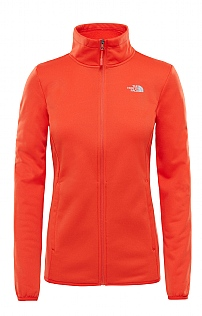 North Face Tanken Full Zip Fleece Jacket
