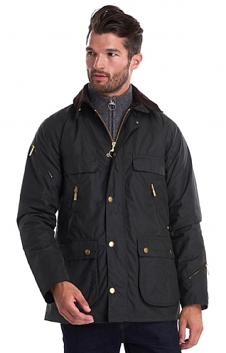 Barbour Icons Bedale Waxed Jacket