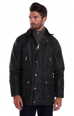 Barbour Icons Beaufort Waxed Jacket