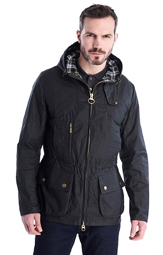 Barbour Icons Durham Waxed Jacket