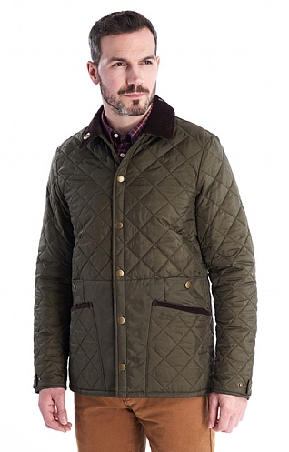 Barbour Icons Liddesdale Quilt Jacket